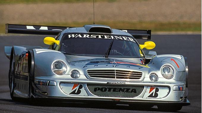 Mercedes-Benz CLK LM