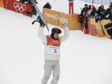 Shaun White Hints at Competing at 2020 Tokyo Olympics in Skateboarding