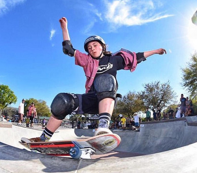 Meet Jordan: A Houston skateboarder set on making the US Olympic team