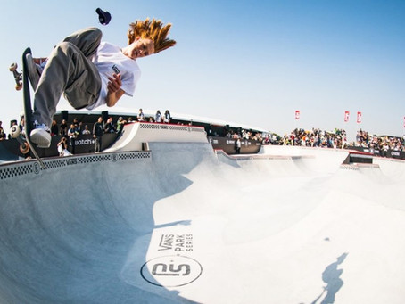 Vans Park Series 2019 Pro Tour Heads to Shanghai