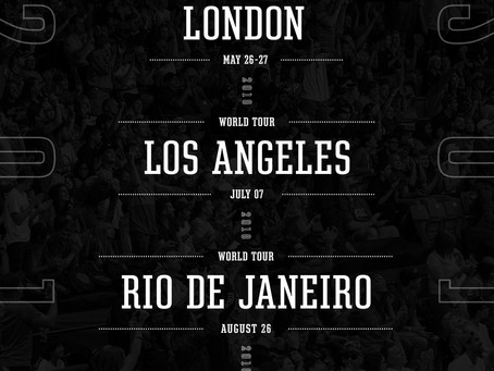 2018 SLS WORLD TOUR DATES AND LOCATIONS