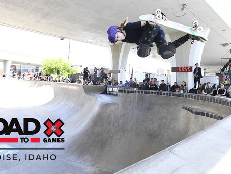 Road to X Games: Boise Qualifier returns in June