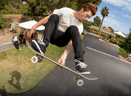 Skateboard Olympic qualifiers start soon and Shaun White hopes to compete