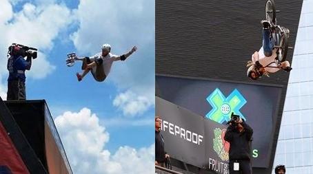 Bassett Place to Host 'Big Air BMX & Skate Halfpipe' Show Saturday