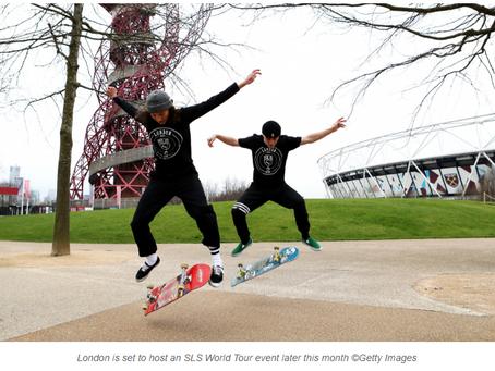 London to host 2020 World Skate Street League Skateboarding World Championships
