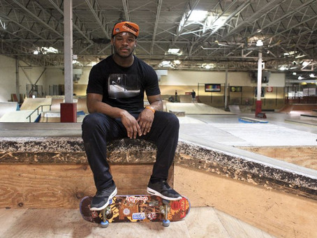 Tennessee signee John Kelly finds challenges and relief in skateboarding while building a life aroun
