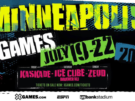 X Games Minneapolis 2018 Reveals Daily Competitions