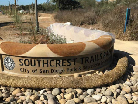 2.6-Acre Park in Southeast San Diego Opens on Former Freeway Route
