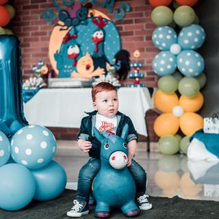 Childs First Birthday