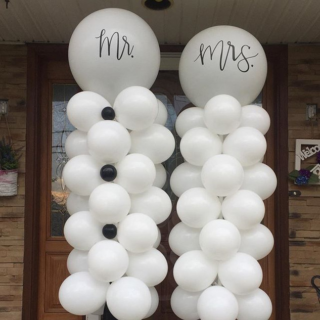 Mr.& Mrs.