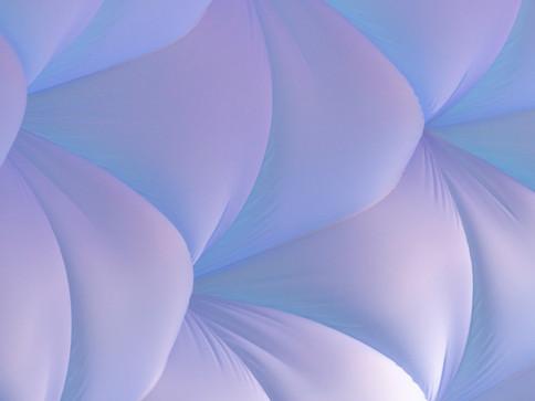 Pneuhaus Fabric Prism Inflatable Art Interactive Art Experiential Art Festival Art Public Art Rainbow Optical Art Inflatable Architecture Experimental Sculpture Pavilion Temporary Event Space Tent Physics of Light Experiential Immersive Artwork Color Art Geometric Modular Light Art Quilt Quilted Sewn Textile Art Fabric Architecture PVD Fest Providence Arts Festival