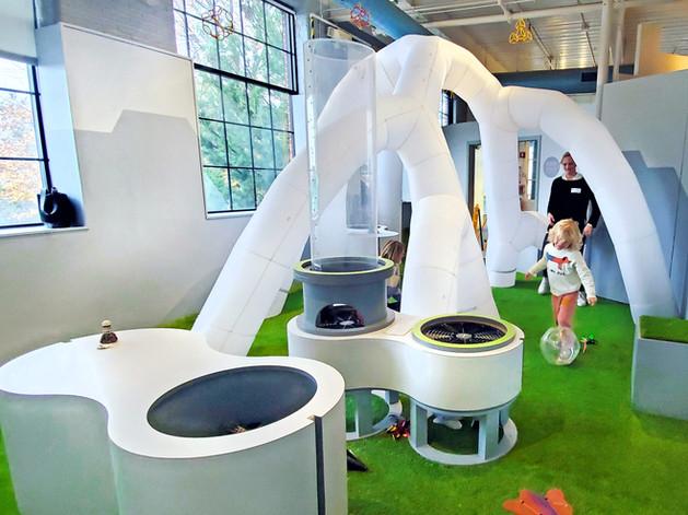 Providence Children's Museum Exhibit