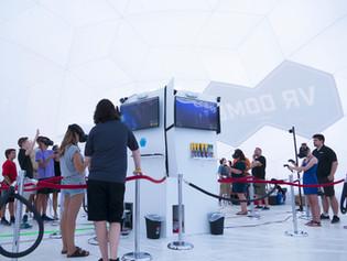 Lightborne VR Dome