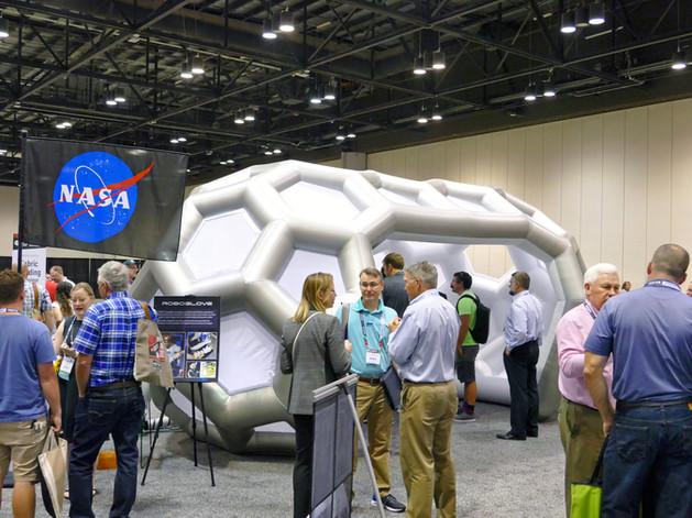 NASA Booth