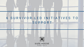 6 Survivor-Led Initiatives to Support