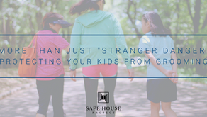 """More Than Just """"Stranger Danger"""" Protecting Your Kids From Grooming"""