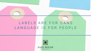 Labels are for Cans, but Language is for People