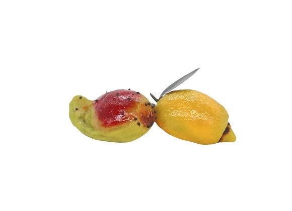 Pâtes royales aux fruits Martorana