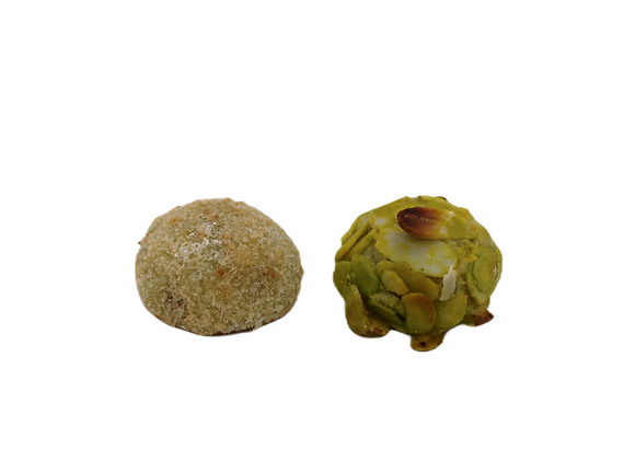 Pistachio Almond Cakes