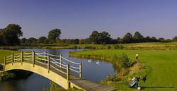 Signature Hole C7 Golf-Park Sülfeld