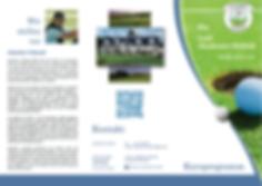 Golf-Akademie Sülfeld Flyer 2014 Seite 2