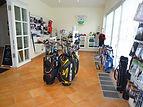 Alles für Ihre Golfrunde finden Sie im Golf-Shop des Golf-Park Sülfeld
