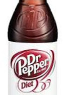 20oz Diet Dr. Pepper