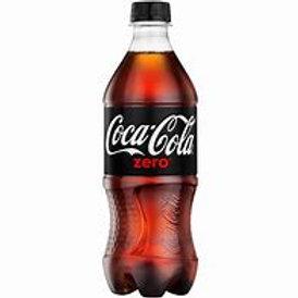Coke Zero Sugar 20oz Bottle 24pack