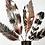 Thumbnail: Feather Print 'Hope 2' - Original Silkscreen Print