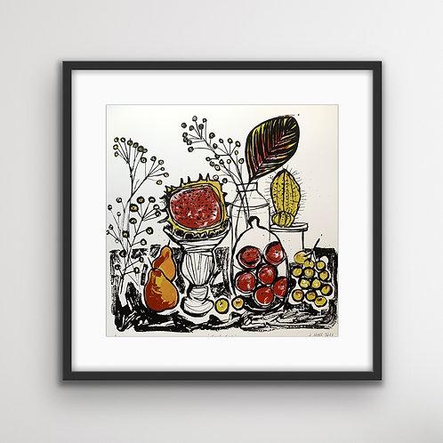 Fruity Fest Silkscreen Print