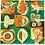 Thumbnail: Silkscreen Mono Print 'juice'