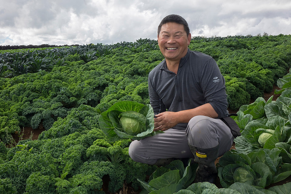 Allan Fong and baby cabbage.jpeg
