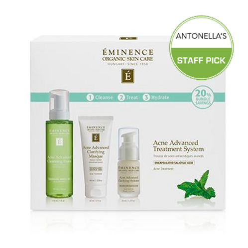 Acne Advanced 3-Step Treatment System