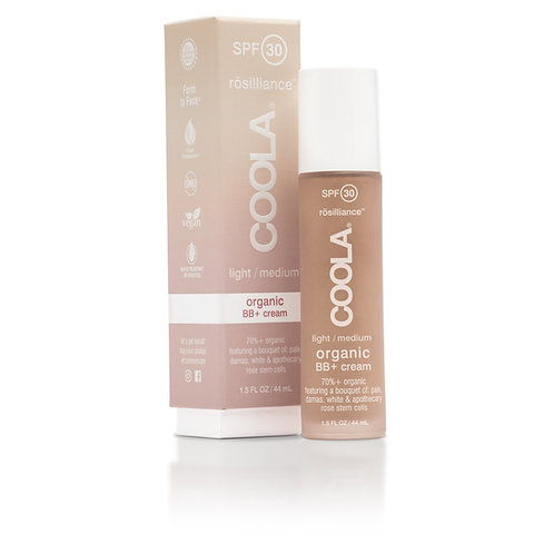 Rosilliance Mineral BB+ Cream Sunscreen SPF 30-Light/Medium