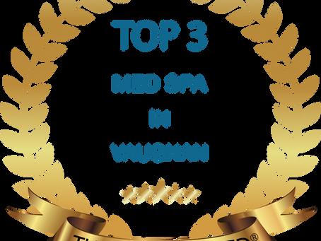 Top 3 Best Rated Med Spa in Vaughan
