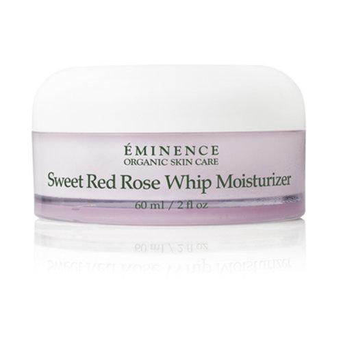 Sweet Red Rose Whip Moisturizer
