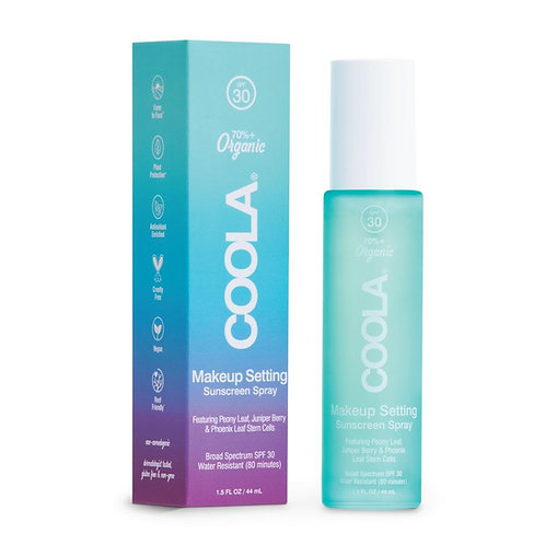 Makeup Setting Sunscreen Spray