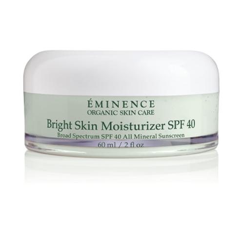 Bright Skin Moisturizer SPF 40