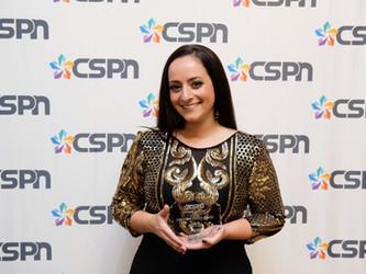 Winner - Emerging Leader Award
