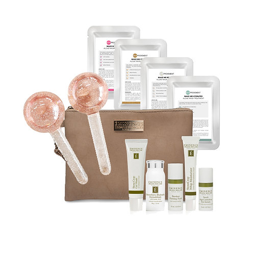 Maintain That Glow - Monthly Facial Kit