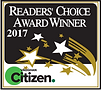 Skinprovement Vaughan Citizen Readers Choice Award 2017
