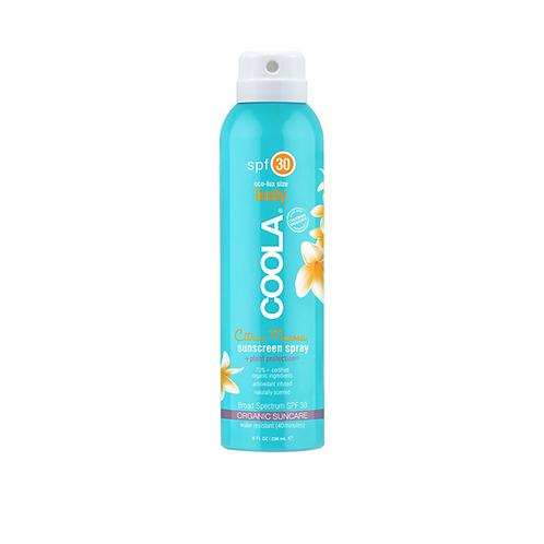 Classic Body Organic Sunscreen SPF 30 Spray - Citrus Mimosa
