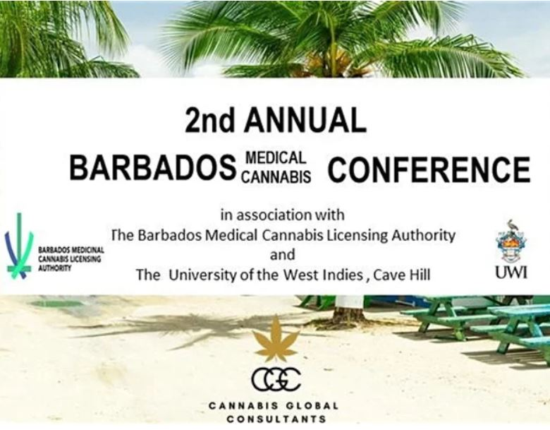 Image result for 2nd medical cannabis conference in Barbados