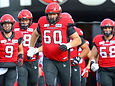 With CFL season scuttled, Bergman enjoys 'just being a dad'