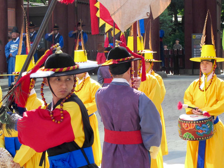 South Korea - explore the land of the Industrial Giants