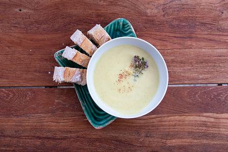 Creamy Zucchini Soup by einSteinLyon