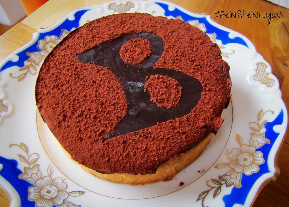 Choclate Truffle Cake