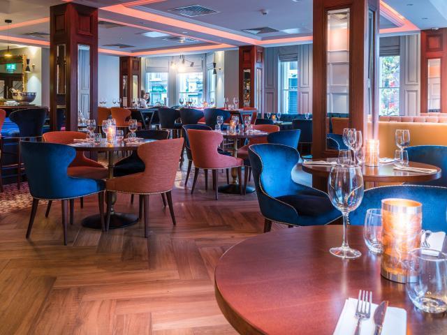 Restaurant Shipquay Hotel Derry, by einSteinLyon