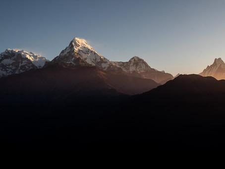 Nepal - ins Land der Nahtstelle zweier Kontinente