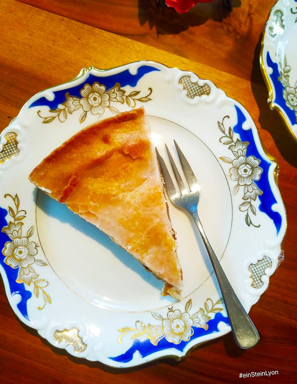 gedeckter Apfelkuchen, Apple Pie